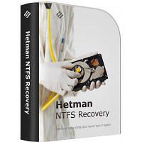 Системная утилита Hetman Software Hetman NTFS Recovery Домашняя версия (UA-HNR2.3-HE)