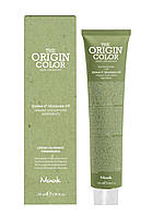 Крем-краска THE ORIGIN COLOR (11.11 Ультра Платиновый Светлый Блонд глубокий пепельный ) NOOK 100 мл
