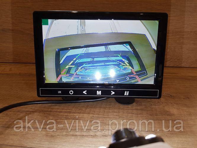 """Автомобильный монитор 7"""" дюймов MP5 c USB с TF входами под флешки"""