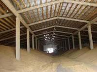 Строительство ангар зернохранилище
