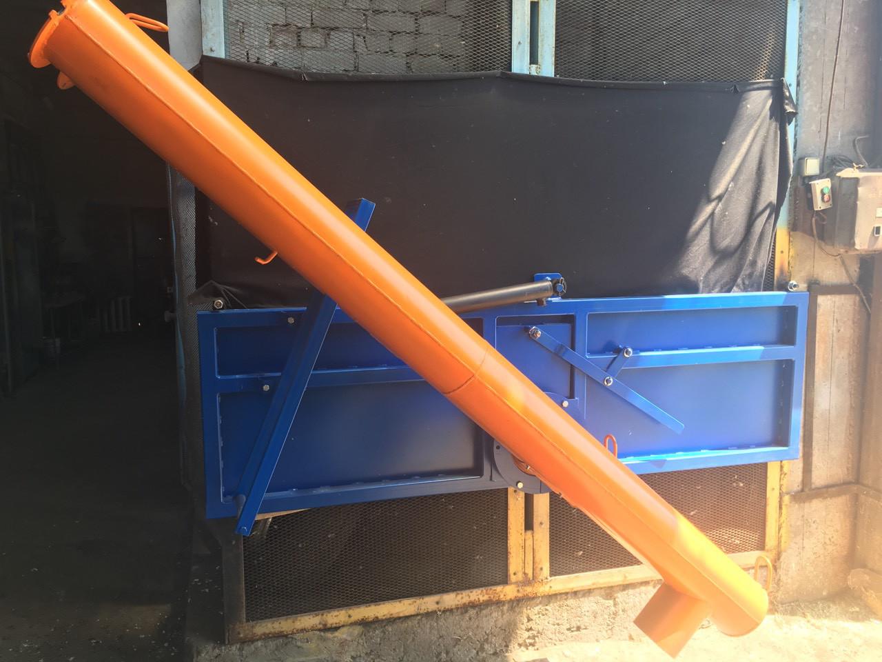 Загрузчик сеялок бортовой ( Борт-Полуборт) усовершенствованый