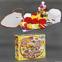 """Тесто для лепки 8801 (12) """"Вкусные Гамбургеры"""" в коробке"""