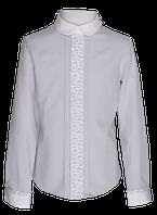Блуза школьная Алиса белая