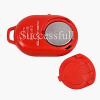 Bluetooth - кнопка для селфи Красный