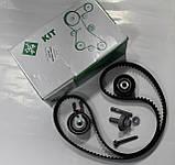 Комплект ремня ГРМ (Ремень + ролик) Citroen/Peugeot, фото 2