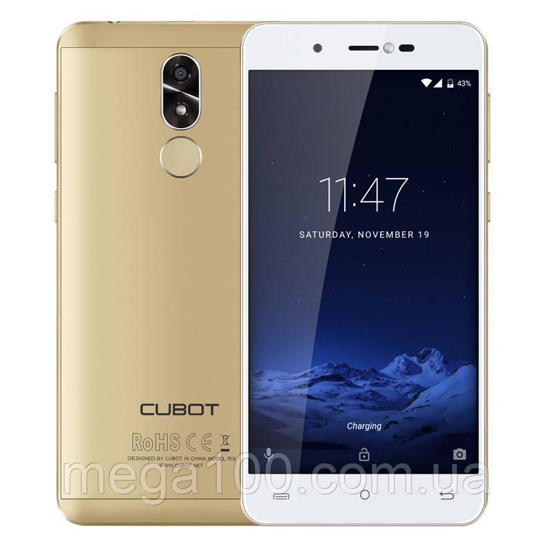 Смартфон Cubot R9 золотой (экран 5 дюймов, памяти 2/16, акб 2600 мАч)