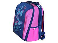 Рюкзак школьный каркасный Kite Butterfly K18-732M-1, фото 1