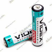 Аккумуляторы Videx AAA 1000 mah, фото 1