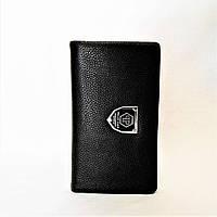 Удобный мужской клатч PHILIPP PLEIN черного цвета HGN-031669
