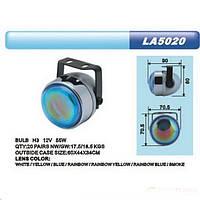 Фары доп. DLAA 5020 RY/H3-12V-55W/D=70mm