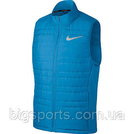 Жилетка муж. Nike Essential Men's Running Vest (арт. 858145-435)