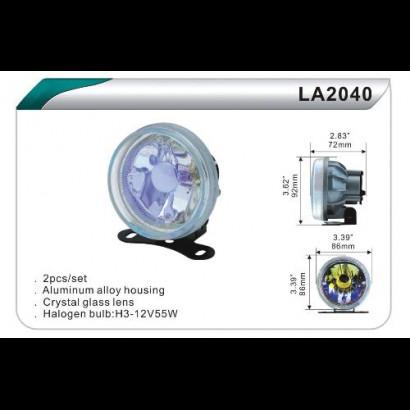 Фары доп. DLAA 2040 RY/H3-12V-55W/D=86mm