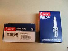 Свеча зажигания Denso  W22FS-U 4025 на двухтактный мопед