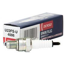 Свеча зажигания Denso U22FS-U 4006 на четырёхтактный мопед