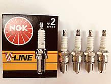 Свечи NGK V-Line 02 BPR6E