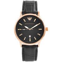 Часы наручные 4297-1 Emporio Armani Black G-Bk (копия) - купить оптом