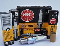 Свечи NGK V-Line 19 BPR7E  для Fiat, Ford, Lancia, Mitsubishi, Renault
