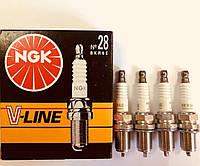 Свечи NGK V-Line 28 BKR6E / 4856