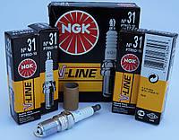 Свечи NGK V-Line 31 PTR5D-10 / 6344