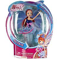"""Кукла Winx Bloom Винкс Блум с крыльями из серии """"Сияющие огни"""", фото 1"""