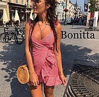 Женское милое летнее платье (3 цвета), фото 1