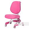 Детское регулируемое кресло Buono от 7 до 18+ лет ТМ FunDesk Розовый 221781