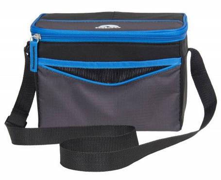 """Изотермическая сумка """"Cool 6"""", 5 л, цвет синий, фото 2"""