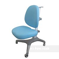 Подростковое ортопедическое кресло от 7 до 18+ лет Bello I Blue ТМ FunDesk Голубой 221774, фото 1