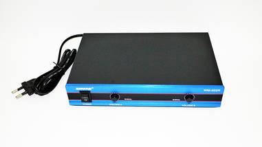 Радиосистема для мероприятий SHURE WM-502R база 2 радиомикрофона, фото 3