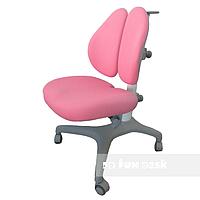 Подростковое ортопедическое кресло от 7 до 18+ Bello II Pink ТМ FunDesk Розовый 221778, фото 1