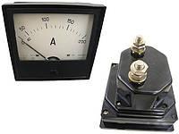 Амперметр Э365-1 -0-200 А
