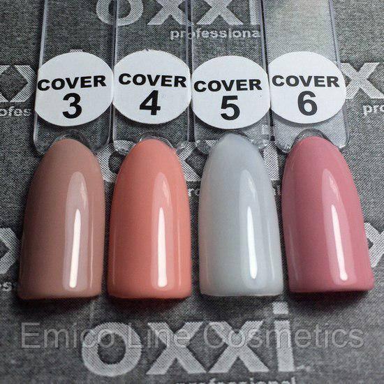 База камуфлирующая Oxxi Professional COVER BASE №06