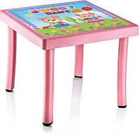 Стол детский квадратный Irak Plastik