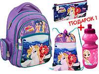 "Комплект. Рюкзак школьный Mia&Me MM16-522S + пенал + сумка, ТМ ""Kite"""