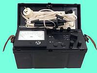 Радиоизмерительный прибор Ф4102/1-1М Мегаомметр