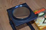 Лупа линза складная 4x увеличение Foldable magnifier 52936, фото 3