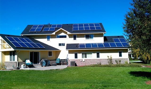 Готовые комплекты солнечных систем
