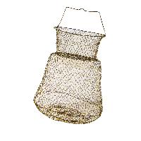 Садок рыболовный, металлический LFG , круглый Ǿ 25см, фото 1