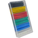 Набор цветных термоусадок 102шт. (1,5; 2,5; 4,0; 6,0; 10; 13мм), фото 3