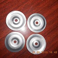 Шайба для мембран ПВХ (Производим) d 50х6 круглая (тарельчатая)