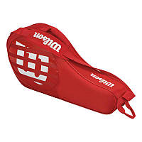 Теннисный чехол WILSON MATCH JR TRIPLE RD