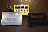 Термостат (терморегулятор) цифровой XH-W1411 с контролем температуры, фото 3
