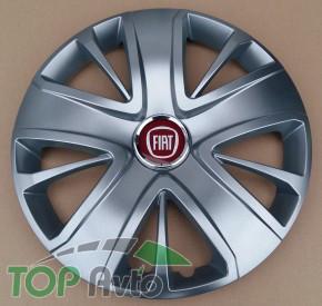 SKS (с эмблемой) Колпаки Fiat 428 R16 (Комплект 4 шт.)