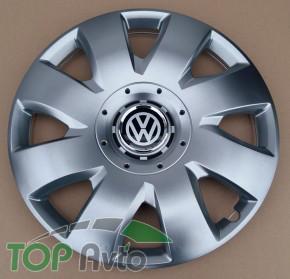 SKS (с эмблемой) Колпаки VW 426 R16 (Комплект 4 шт.)