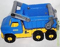 Авто City Truck самосвал, Wader