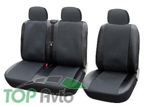 Prestige Чохли на сидіння Ford Tranzit 2006-2013 (1+2)
