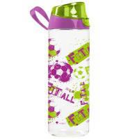Спортивная бутылка для воды herevin football 750 мл (161506-012)