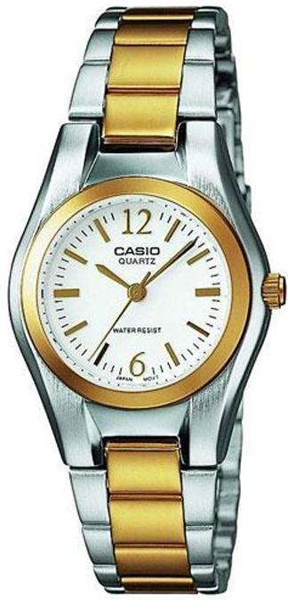 Наручные женские часы Casio LTP-1280PSG-7AEF оригинал