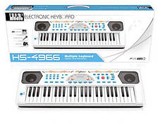 Синтезатор HS4966B 49 клавиш