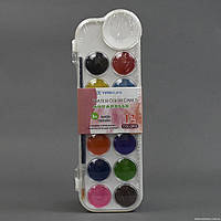 Краски для рисования 234-12 / 555-531 (144) 12 цветов